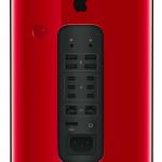 mac pro red 1