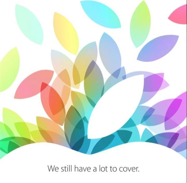 evento apple 22 ottobre