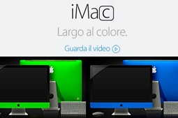 iMac colorati