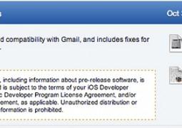 mavericks mail gmail