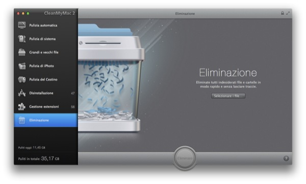 CleanMyMac 2 Mac recensione TheAppleLounge_5