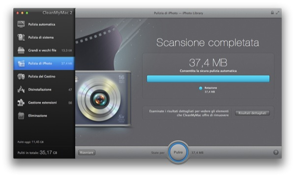 CleanMyMac 2 Mac recensione TheAppleLounge_9