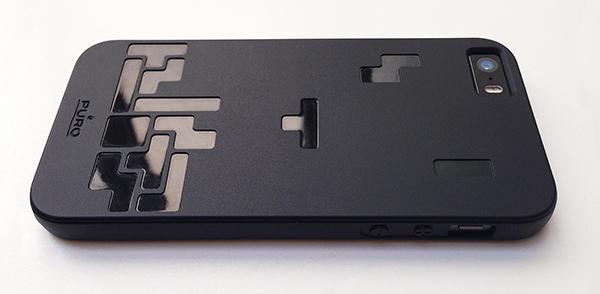 Puro Geometric Cover Tetris