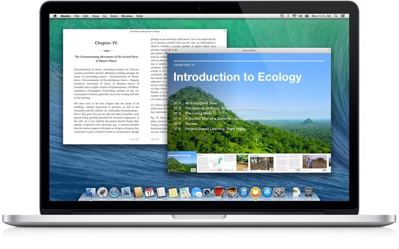 mavericks bug mail ibooks safari remote desktop