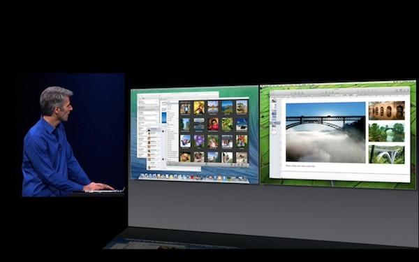 OS X Mavericks monitor multipli