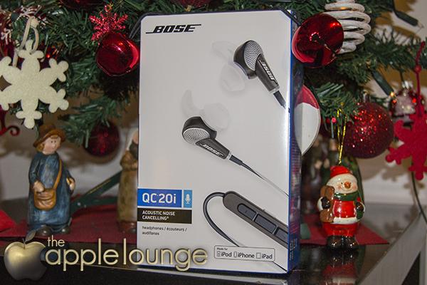 Bose Quiet Comfort 20i, la recensione di TAL (confezione) - TheAppleLounge.com
