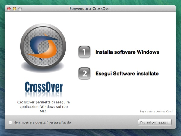 CrossOver 13 Mac recensione TheAppleLounge TAL_1