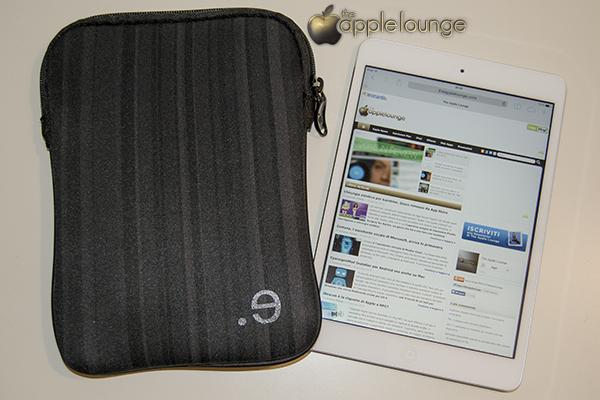 LA robe Allure iPad mini by be.ez – la recensione di TAL (custodia affiancata a iPad mini con Retina Display)
