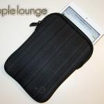 LA robe Allure iPad mini by be.ez – la recensione di TAL (iPad mini con Retina Display in fase di inserimento)