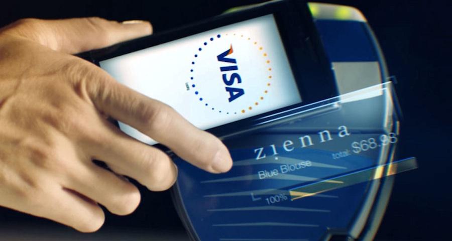 NFC Visa