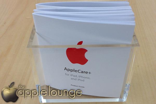 TAL vi spiega come attivare AppleCare+ (materiale divulgativo in Appple Store Italiani) - TheAppleLounge.com