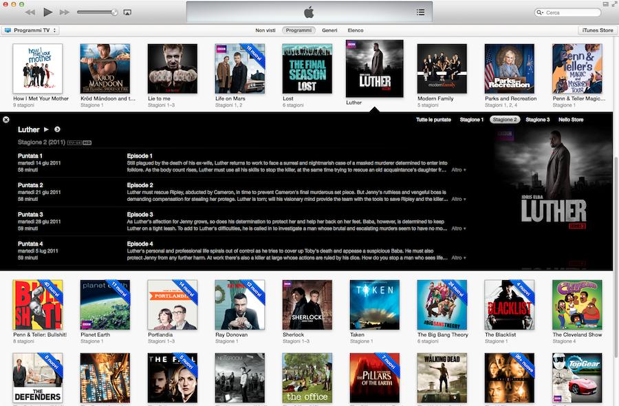 iFlicks-serie-tv-iTunes
