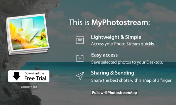 myphotostream-splash