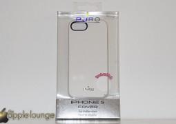Cover iPhone 5:5s in ecopelle by Puro - la recensione di TAL 01 - TheAppleLounge.com