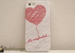 L'amore è come la scelta della cover per l'iPhone it's complicated cover puro 01 - TheAppleLounge.com