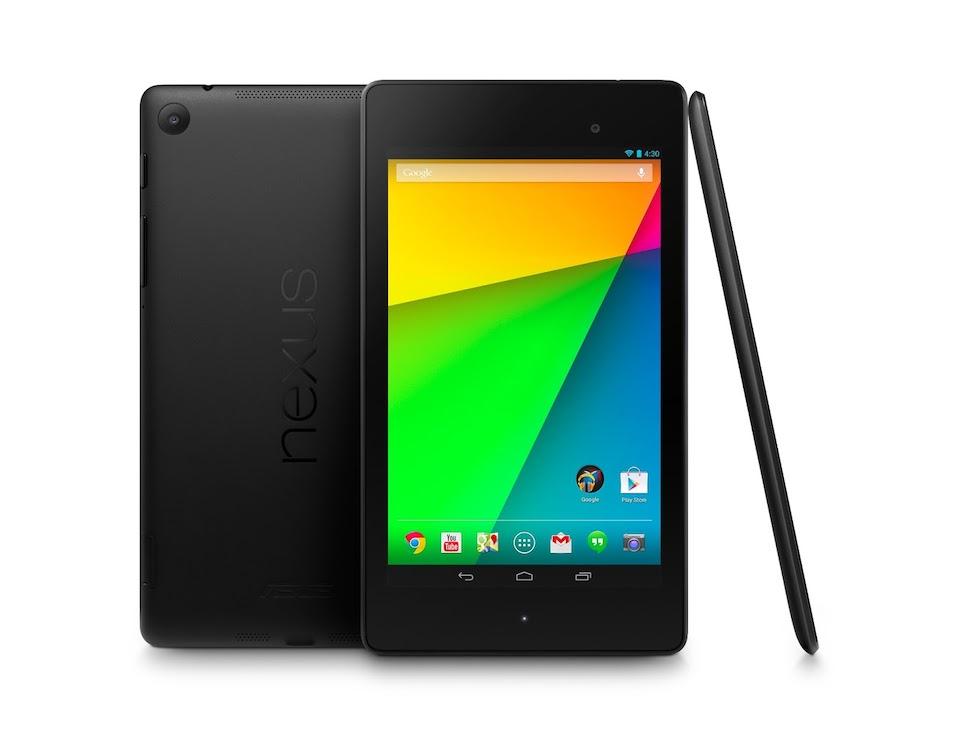 Nexus 7 2013 Hero