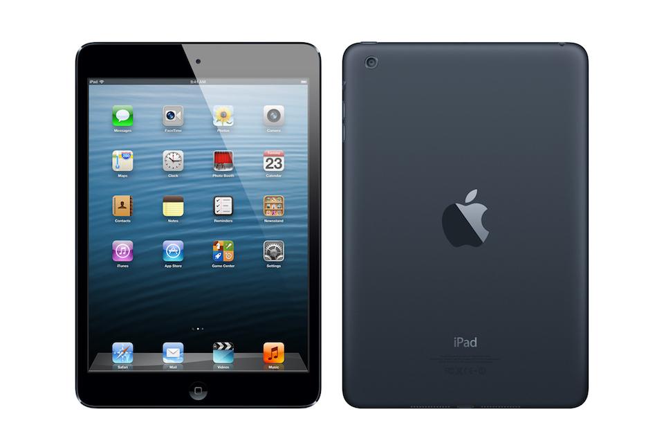 iPad mini Hero