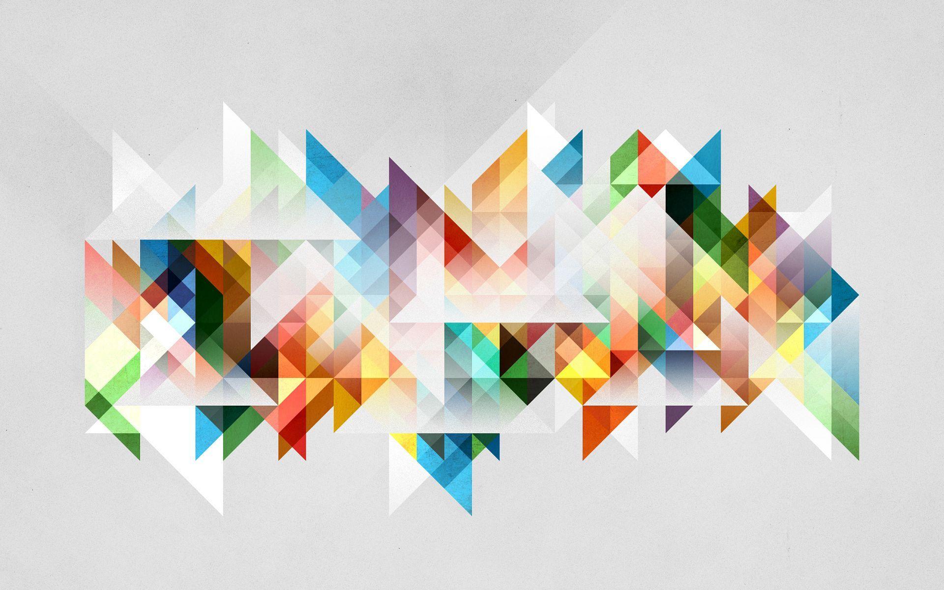 Sfondi Geometrici Per Os X The Apple Lounge