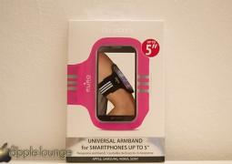 Custodia da braccio per smartphone fino a 5.0 pollici by Puro - la recensione di TAL 01 - TheAppleLounge.com