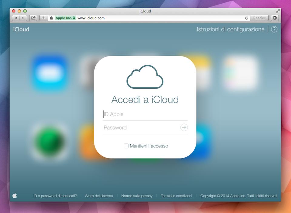 Che cosa è iCloud?