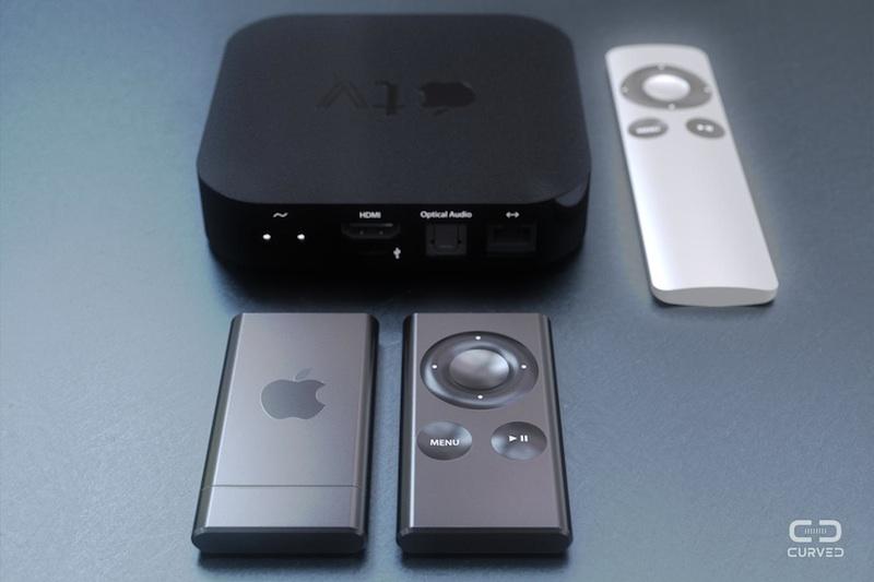 apple tv air concept