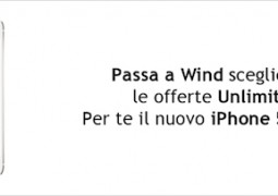Le offerte di Wind per iPhone