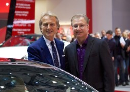 joswiak ferrari carplay montezemolo