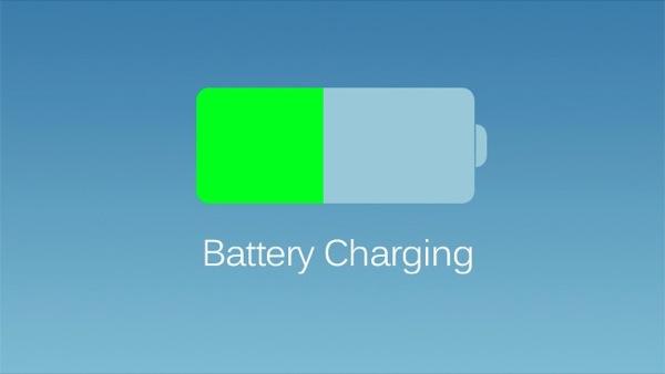 ricarica batteria iPhone