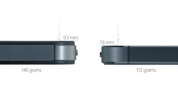 Nel passaggio da iPhone 4s ad iPhone 5 l'autonomia migliorò magicamente