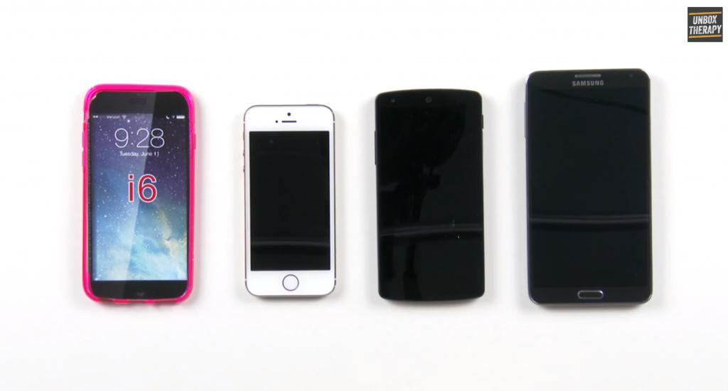 case iphone 6 video