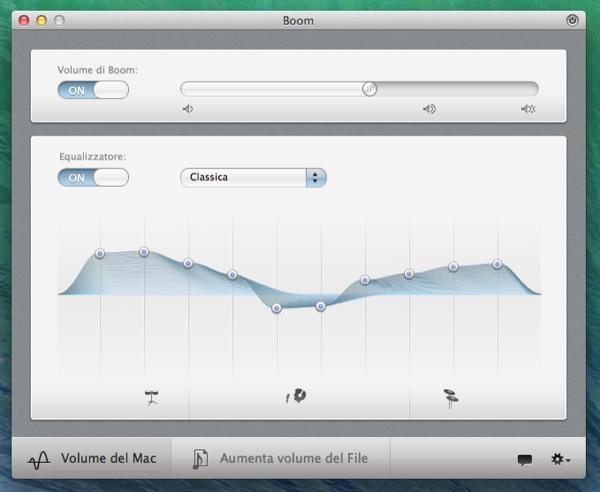 Boom aumenta volume Mac recensione TAL_1