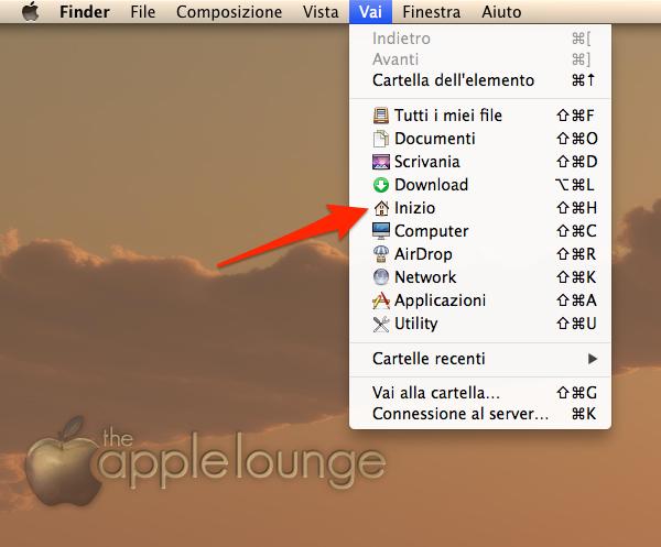 Cartella utente nascosta su OS X 10.9.3: ecco come risolvere
