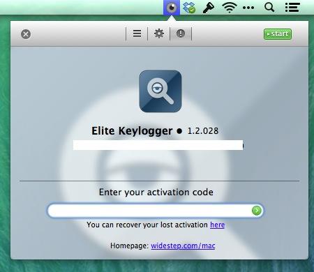 Elite Keylogger Pro recensione TAL Mac_4