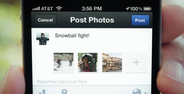 facebook camera poke