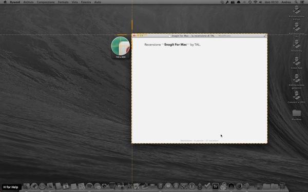 Snagit For Mac recensione TAL_7