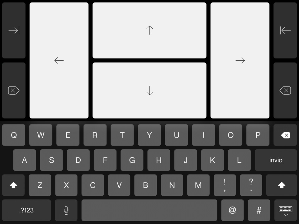 TAL intervista i creatori di Actions iPad Mac workflows_keyboard