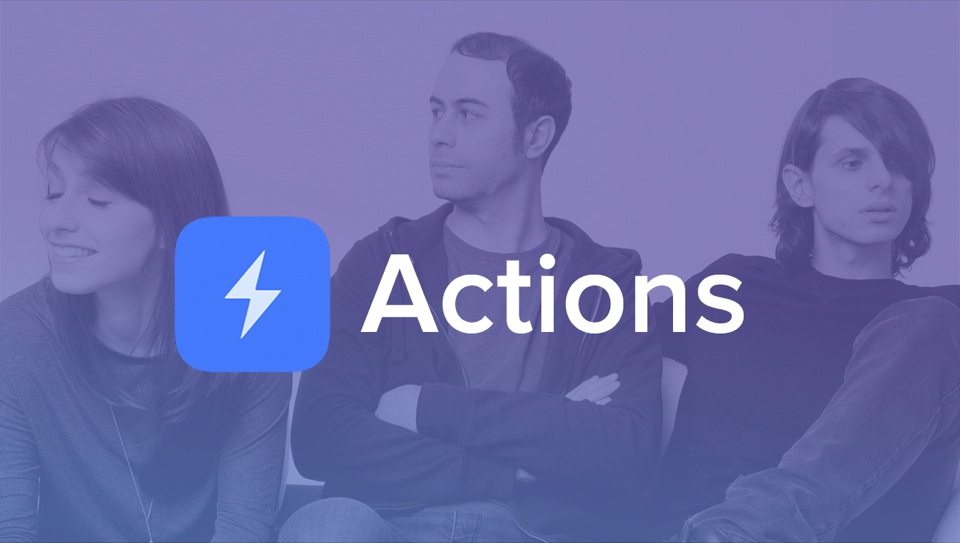 TAL intervista i creatori di Actions iPad Mac workflows_team