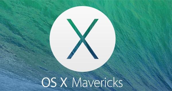 OS X Mavericks 10.9.4