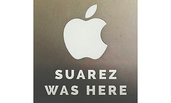 Suarez was here