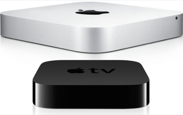 apple tv mac mini