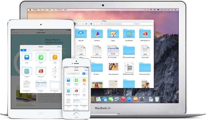 iCloud Drive, la sfida di Apple a Dropbox