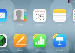 iWork iCloud