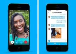 skype 5 iphone