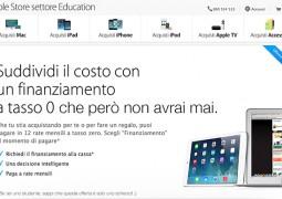Apple mente! Niente tasso 0 per gli studenti - TheAppleLounge.com