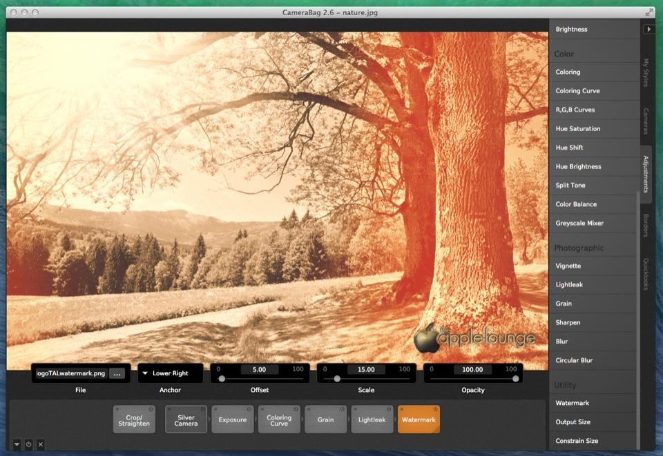 CameraBag 2 recensione TAL_4