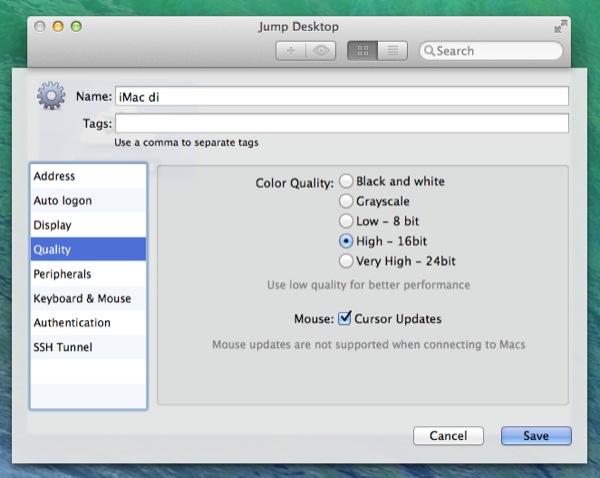 Jump Desktop recensione TAL_3