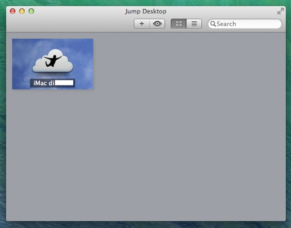 Jump desktop controllo remoto per mac the apple lounge - Porta desktop remoto ...