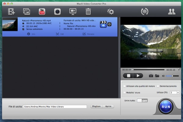 MacX Video Converter Pro recensione TAL_6