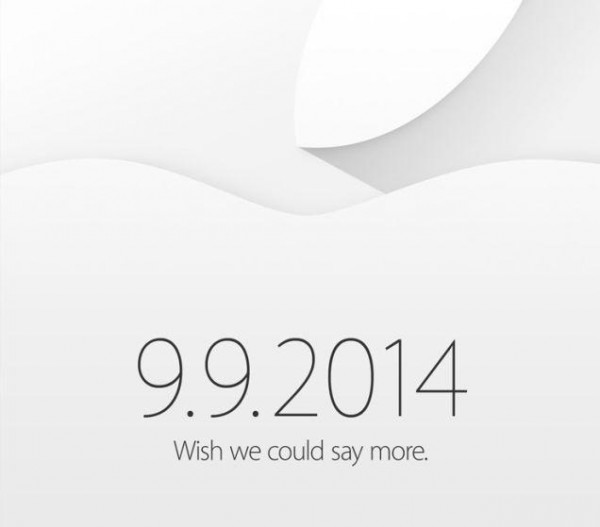 evento apple 9 settembre