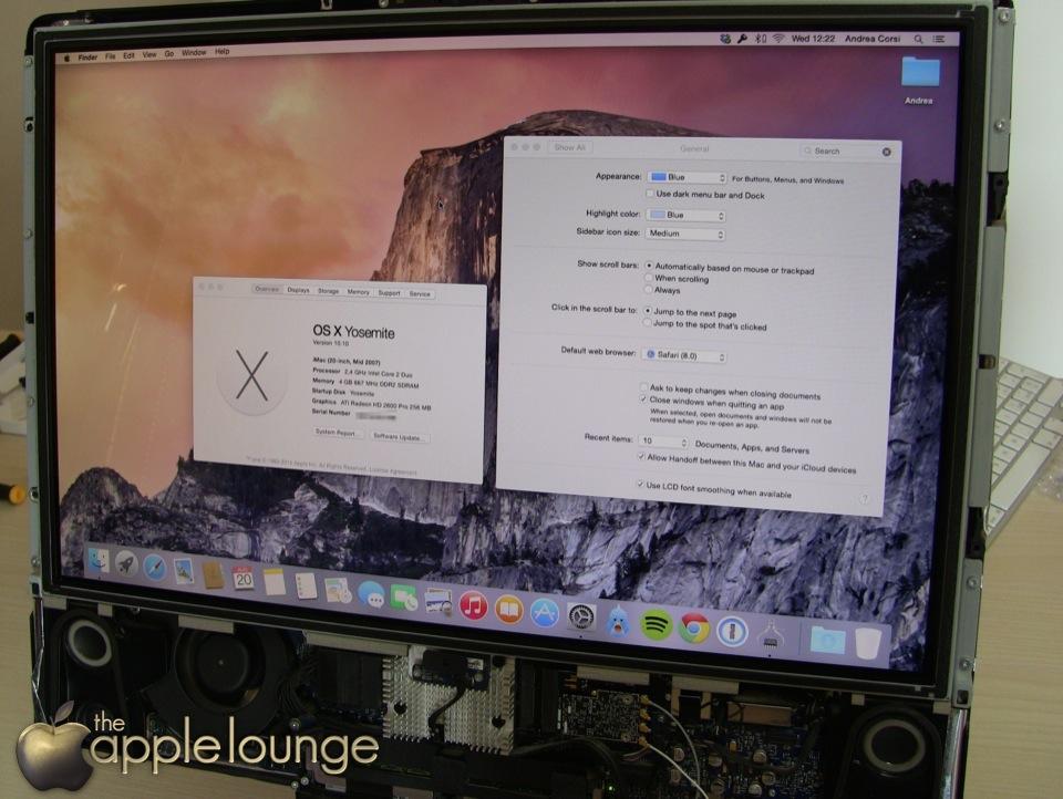 Come abilitare Continuity Handoff vecchi Mac iMac mid 2007 guida TAL_9